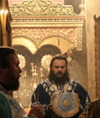 Престол в храме Покрова на Рву